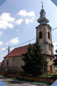 Budakalászi Szent Gábriel arkangyal Szerb Ortodox templom kívülrõl